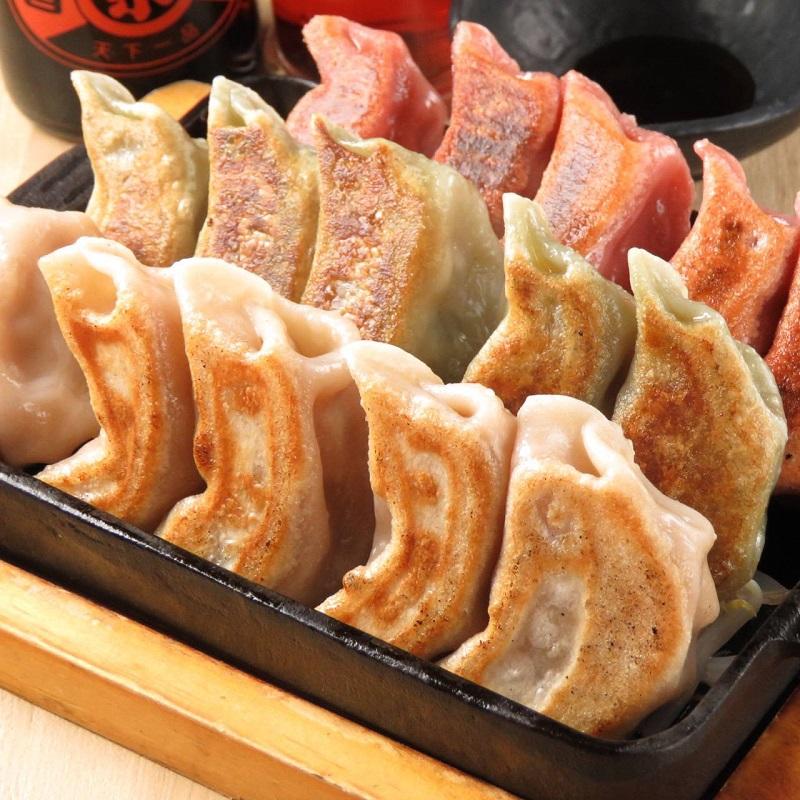 大曽根で沖縄料理が楽しめる[カリカリ熱々肉汁餃子居酒屋うりずん]