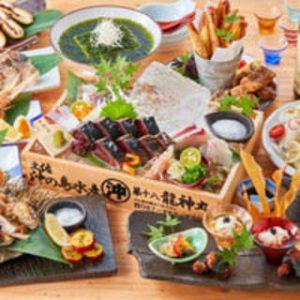 大曽根で忘年会なら居酒屋「カリカリ熱々肉汁餃子居酒屋うりずん大曽根」