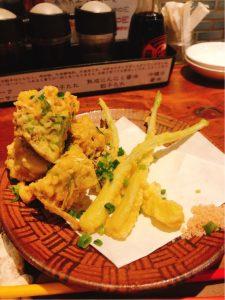 【カリカリ熱々肉汁餃子居酒屋うりずん大曽根】の島ラッキョーを使用した一品料理